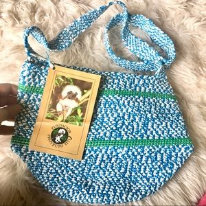 Handbags - Purse made out of plastic bags